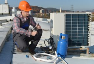 Commercial Rooftop Unit Repair & Installation