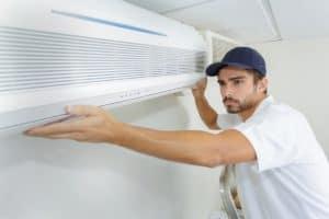 commercial AC repair in fairfax