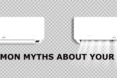 common myths about your ac